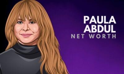 Paula Abdul's Net Worth