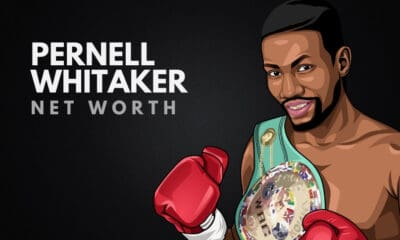Pernell Whitaker's Net Worth