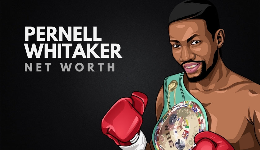 Pernell Whitaker Net Worth