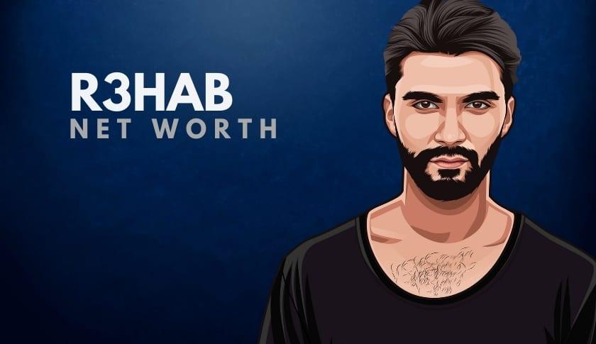 R3hab Net Worth