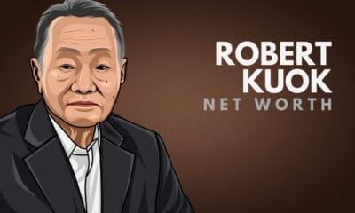 Robert Kuok's Net Worth
