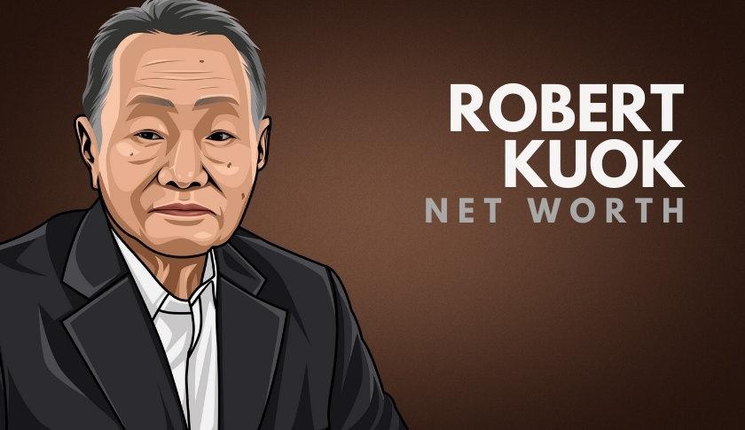 Robert Kuok Net Worth