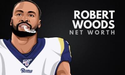 Robert Woods' Net Worth
