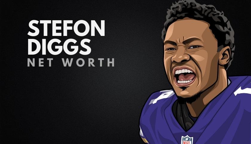 Stefon Diggs Net Worth