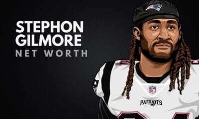 Stephon Gilmore's Net Worth