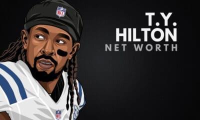 T.Y. Hilton's Net Worth