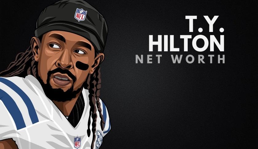 T.Y. Hilton Net Worth