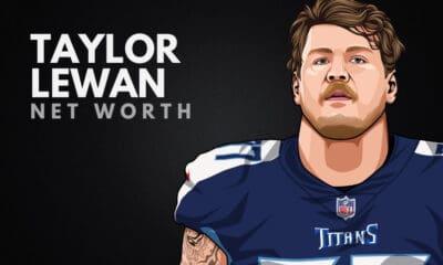 Taylor Lewan's Net Worth