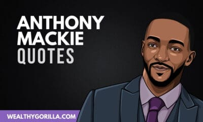 The Best Anthony Mackie Quotes