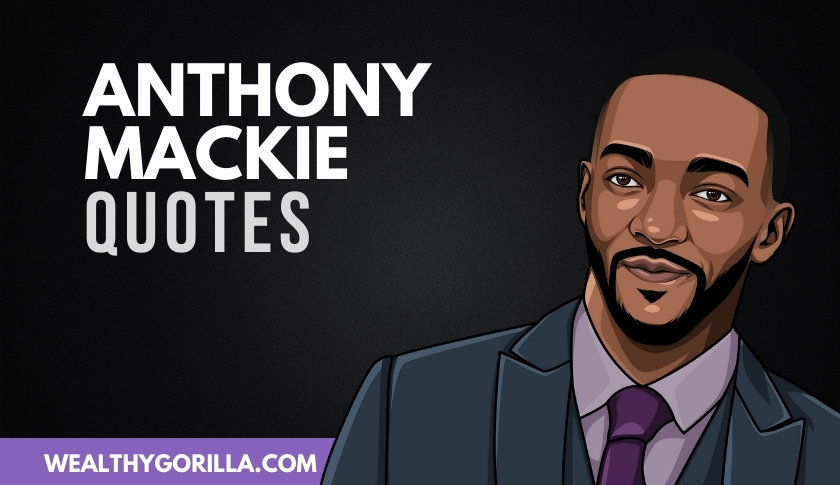 50 Light-Hearted Anthony Mackie Quotes