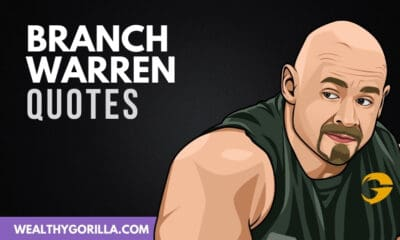 The Best Branch Warren Quotes