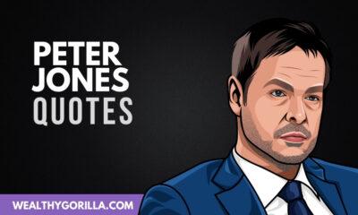50 Motivational Peter Jones Quotes