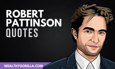 The Best Robert Pattinson Quotes
