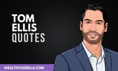 The Best Tom Ellis Quotes