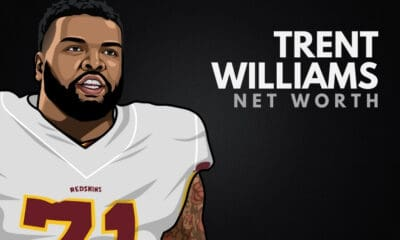 Trent Williams' Net Worth