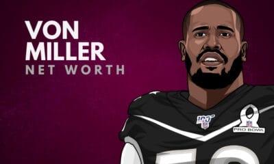 Von Miller's Net Worth