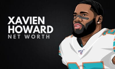 Xavien Howard's Net Worth