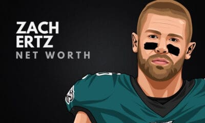 Zach Ertz's Net Worth