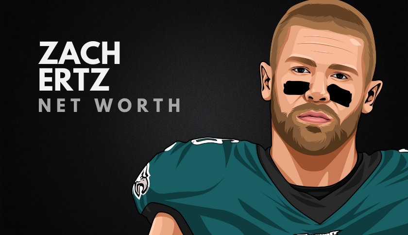 Zach Ertz Net Worth