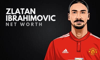 Zlatan Ibrahimovic's Net Worth