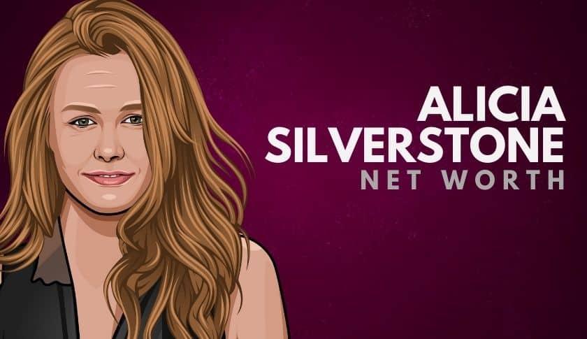 Alicia Silverstone Net Worth