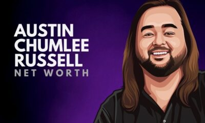 Austin Chumlee Russell's Net Worth