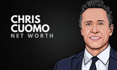 Chris Cuomo's Net Worth