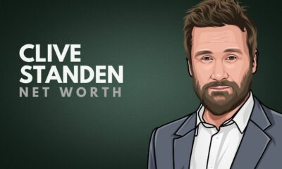 Clive Standen Net Worth