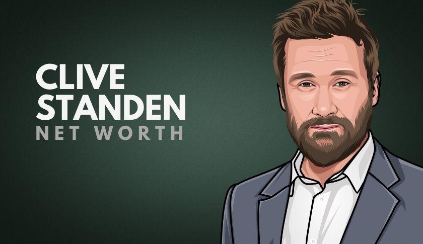 Clive Standen Net Worth