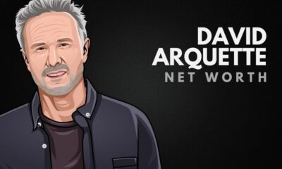 David Arquette's Net Worth