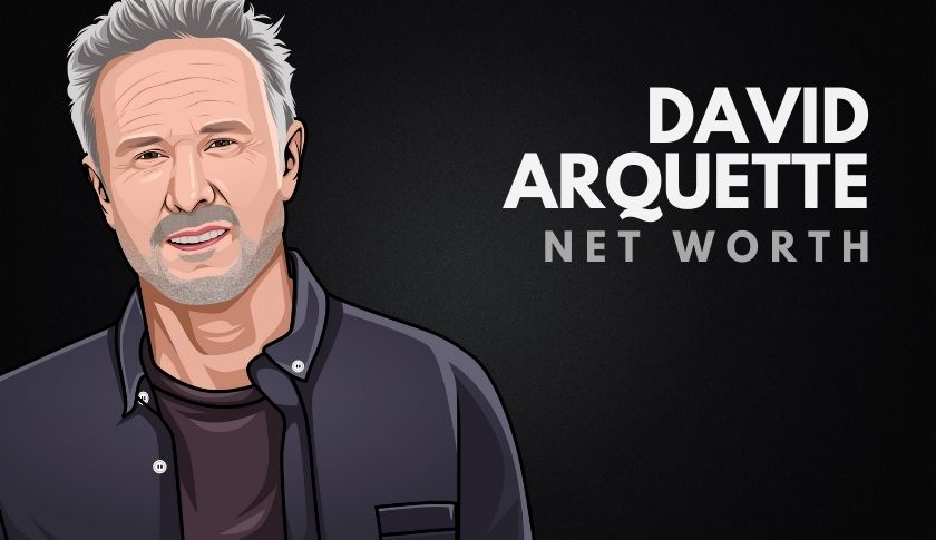 David Arquette Net Worth