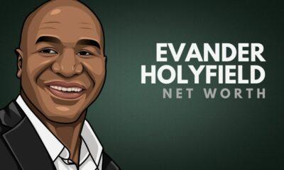Evander Holyfield's Net Worth