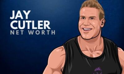 Jay Cutler's Net Worth