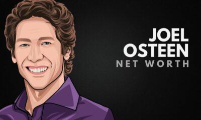 Joel Osteen's Net Worth