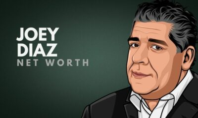 Joey Diaz's Net Worth