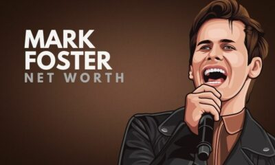 Mark Foster Net Worth