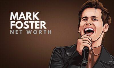 Mark Foster's Net Worth