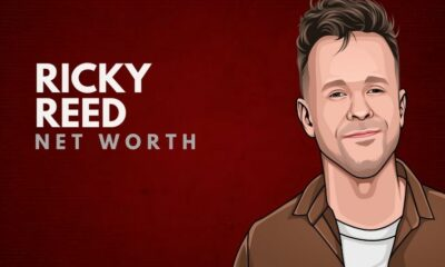 Ricky Reed's Net Worth
