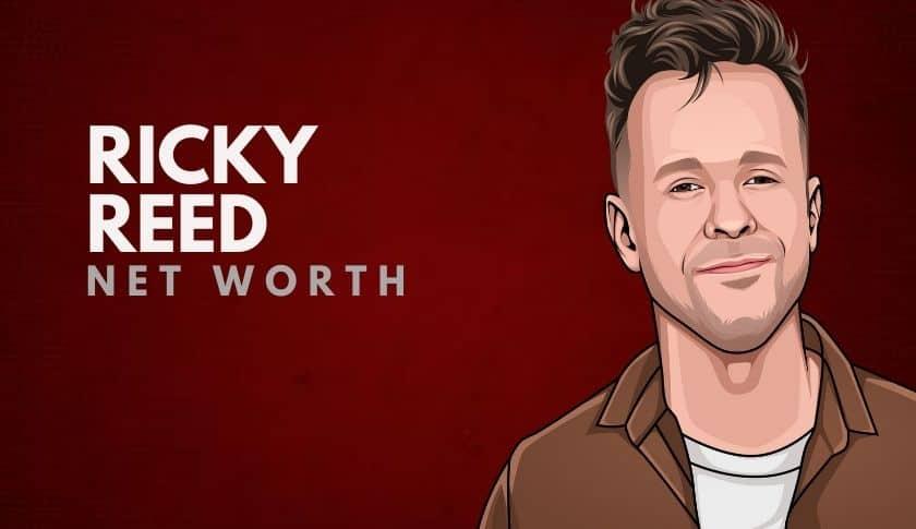 Ricky Reed Net Worth
