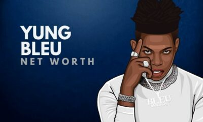 Yung Bleu's Net Worth