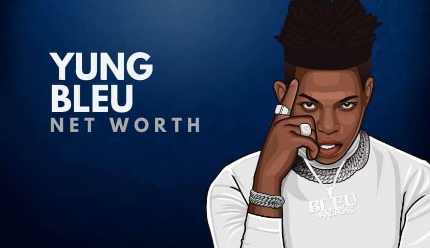 Yung Bleu Net Worth