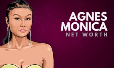 Agnes Monica Net Worth