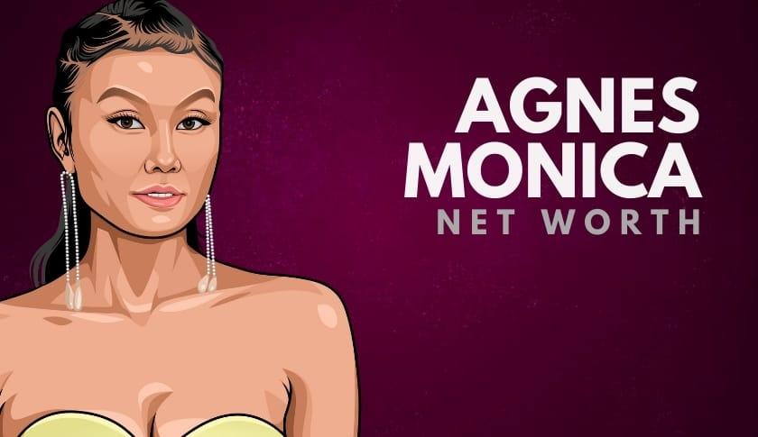 Agnes Monica Net Worth