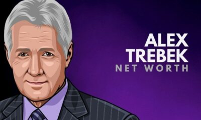 Alex Trebek's Net Worth