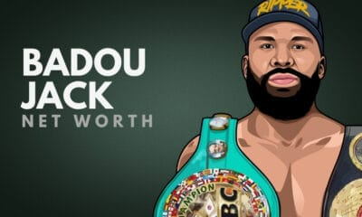 Badou Jack Net Worth