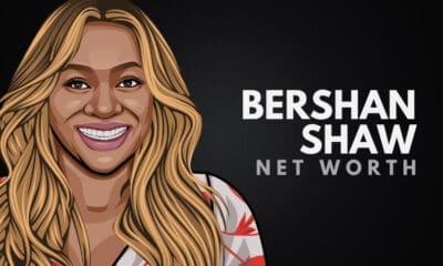 Bershan Shaw's Net Worth
