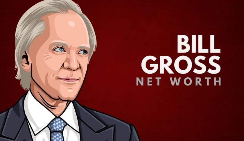 Bill Gross Net Worth