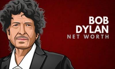 Bob Dylan's Net Worth