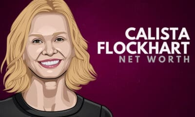 Calista Flockhart's Net Worth