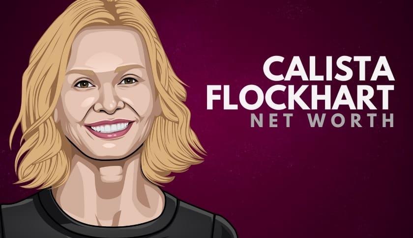 Calista Flockhart Net Worth
